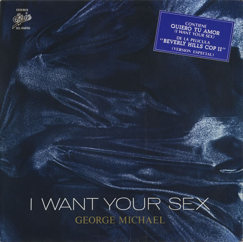 george michael i want your sex naked