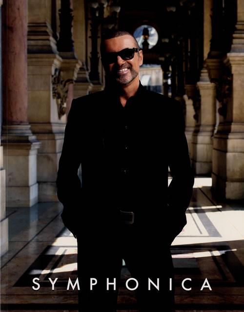 George Michael Symphonica Uk Tour Programme 559934 Tour