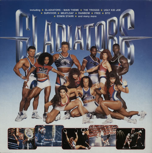 Gladiators Gladiators Uk Vinyl Lp Album Lp Record 574352