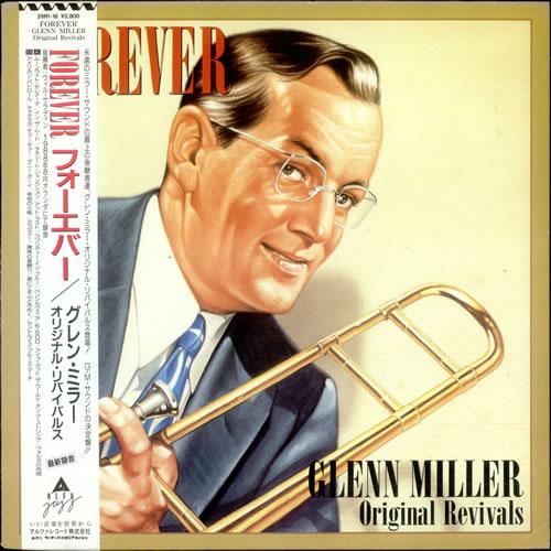 Glenn Miller Forever Japanese Vinyl Lp Album Lp Record