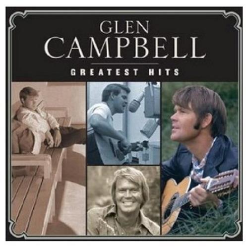 Glen Campbell Greatest Hits Uk Cd Album Cdlp 461539