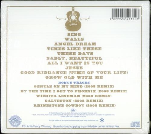 Glen campbell meet glen campbell us cd album cdlp 541665 for How is glen campbell doing these days