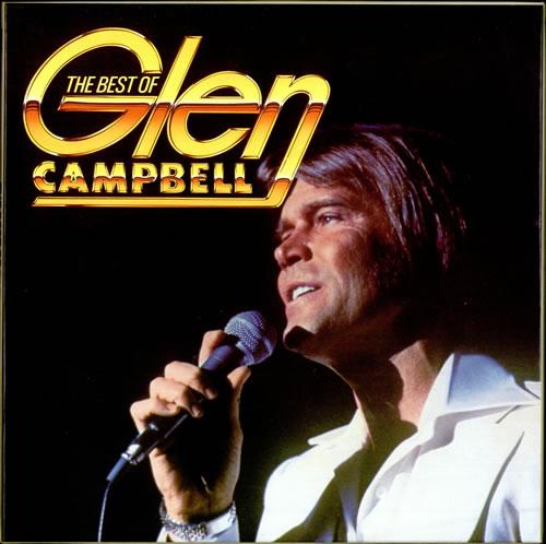 Glen Campbell The Best Of Glen Campbell Uk 4 Lp Vinyl
