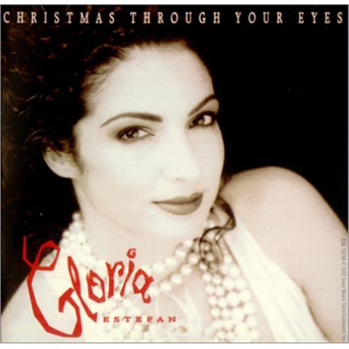 Gloria Estefan Christmas Through Your Eyes US Promo CD single (CD5 ...