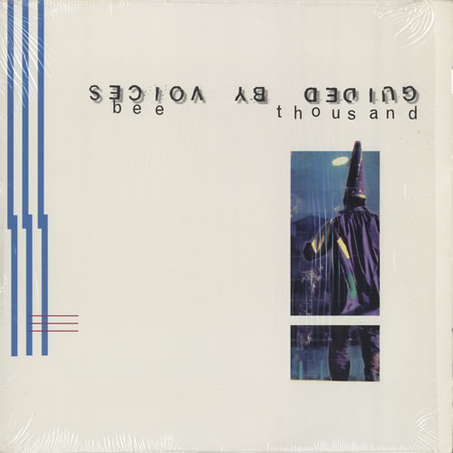 Guided By Voices Bee Thousand - Blue Vinyl US vinyl LP ...