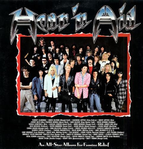 Hear N Aid Hear N Aid Uk Vinyl Lp Album Lp Record 278046