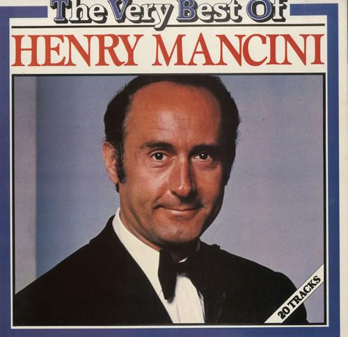 Henry Mancini The Very Best Of Uk Vinyl Lp Album Lp