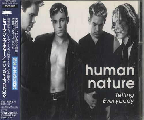 Human Nature Telling Everybody Album