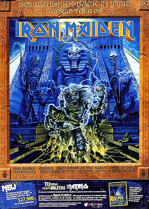 iron maiden somewhere back in time world tour 08 colombian