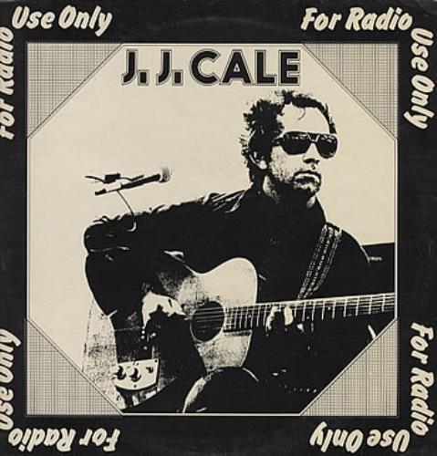 J J Cale Radio Sampler Uk Promo Vinyl Lp Album Lp Record