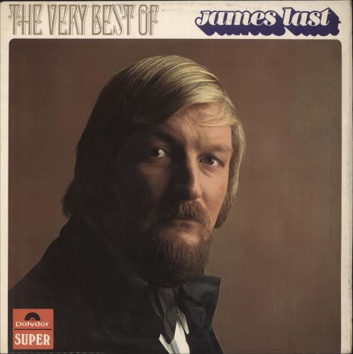 James Last The Very Best Of James Last Uk Vinyl Lp Album