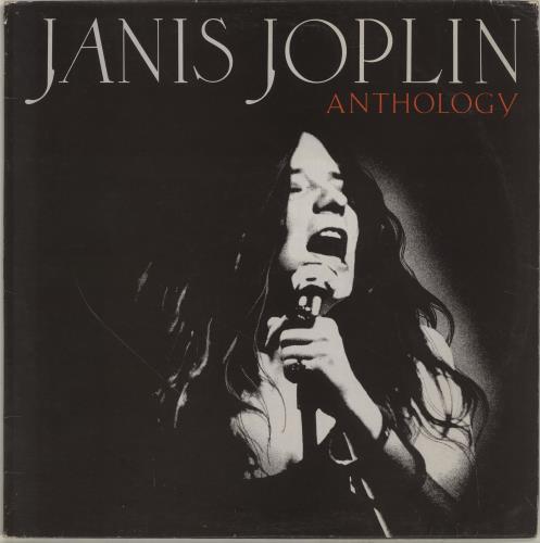Janis Joplin Anthology Uk 2 Lp Vinyl Record Set Double