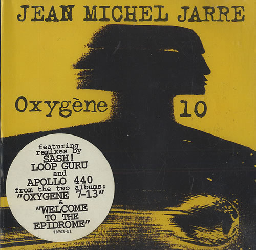 Image result for Jean-Michel Jarre - Oxygène 10
