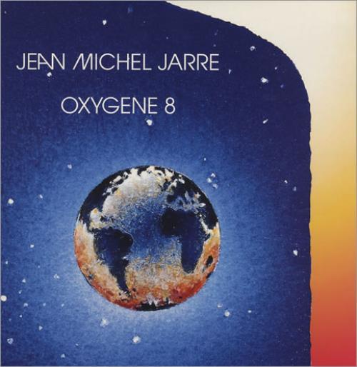Jean Michel Jarre Oxygene 8 Uk 12 Quot Vinyl Single 12 Inch