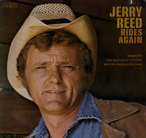 jerry reed tabs