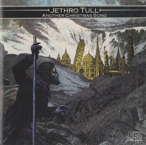 Jethro Tull Another Christmas Song US Promo CD single (CD5 / 5 ...