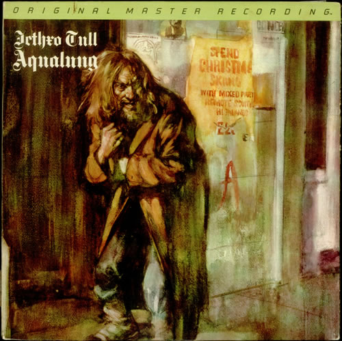 Jethro Tull Aqualung Us Vinyl Lp Album Lp Record 537671