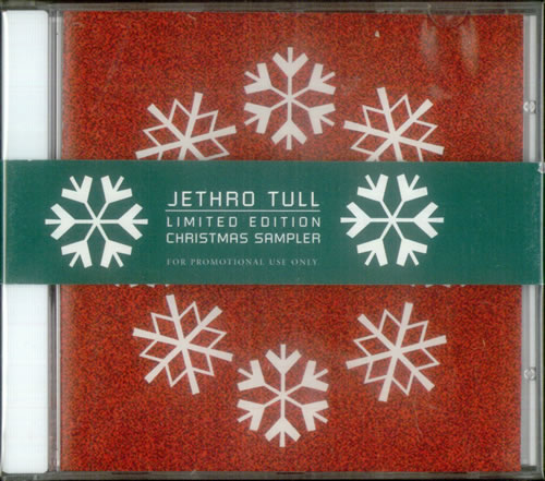 Jethro Tull Christmas Sampler/Roots To Branches US Promo 2 CD ...