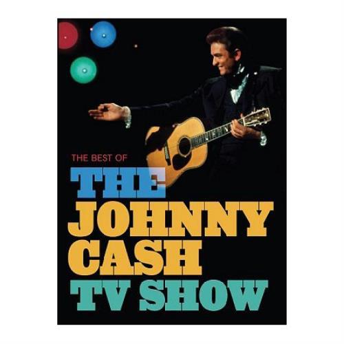 johnny cash the best of the johnny cash tv show uk dvd 412021. Black Bedroom Furniture Sets. Home Design Ideas