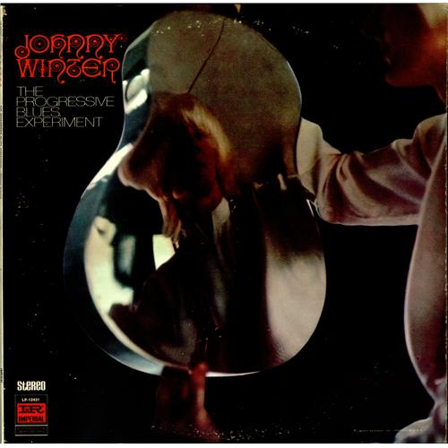 Progressive Near Me >> Johnny Winter The Progressive Blues Experiment US vinyl LP album (LP record) (350655)