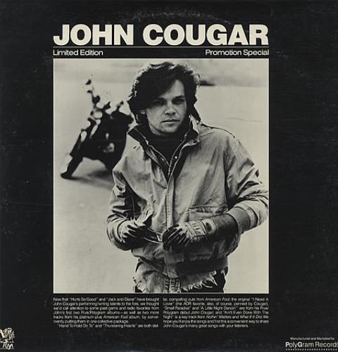 John Cougar Mellencamp singler