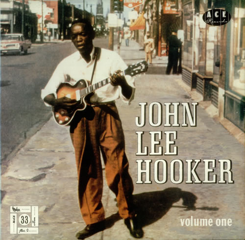 John Lee Hooker Volume 1 Uk Vinyl Lp Album Lp Record
