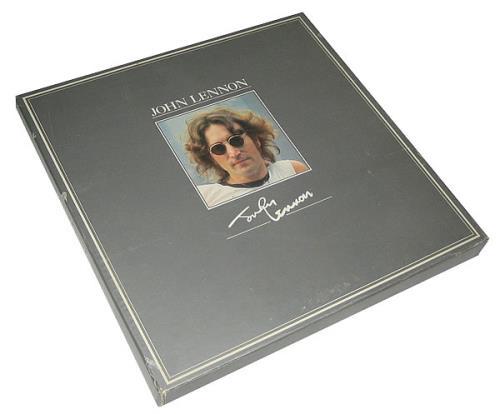 John Lennon John Lennon 8 Lp Box Set Uk Box Set 118864