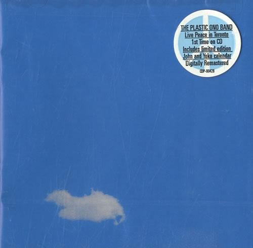 John Lennon Live Peace In Toronto 1969 Sealed Us Promo