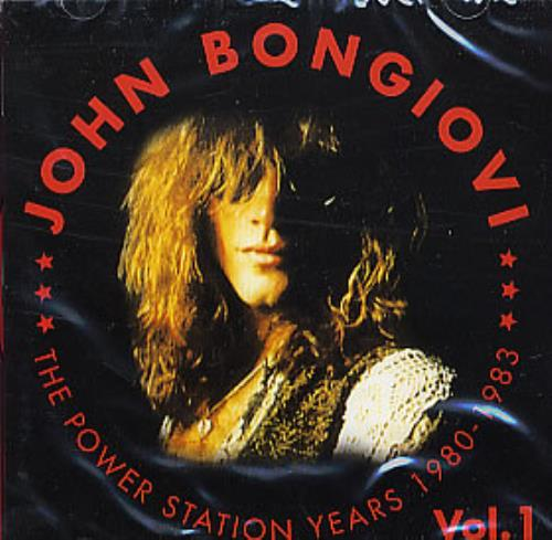Bon Jovi Albums