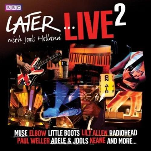 Jools Holland Later With Jools Holland 2 Uk 2 Cd Album Set