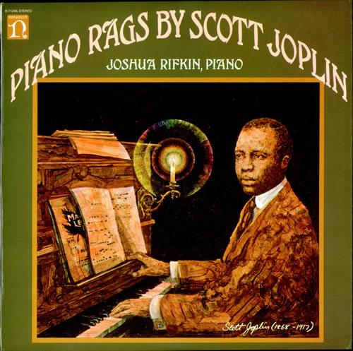 Joshua Rifkin Piano Rags Volumes 1 3 Uk 3 Lp Vinyl
