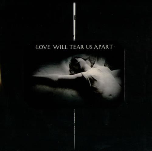 Joy Division Love Will Tear Us Apart - Red Vinyl US 7 ...