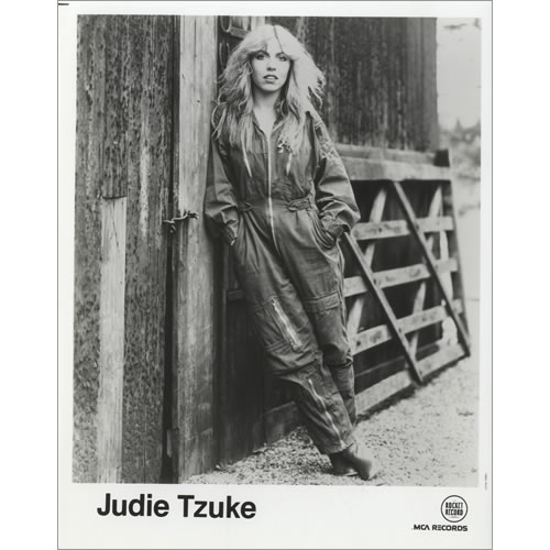 Judie Tzuke Sports Car Us Promo Media Press Pack 466445