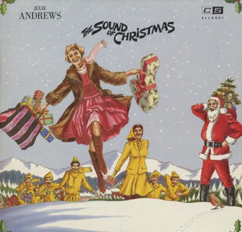 Julie Andrews The Sound Of Christmas UK vinyl LP album (LP record ...