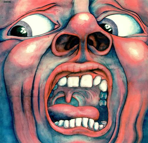 King Crimson In The Court Of The Crimson King German Vinyl