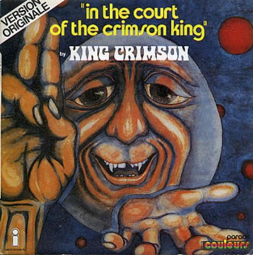 King crimson песни скачать