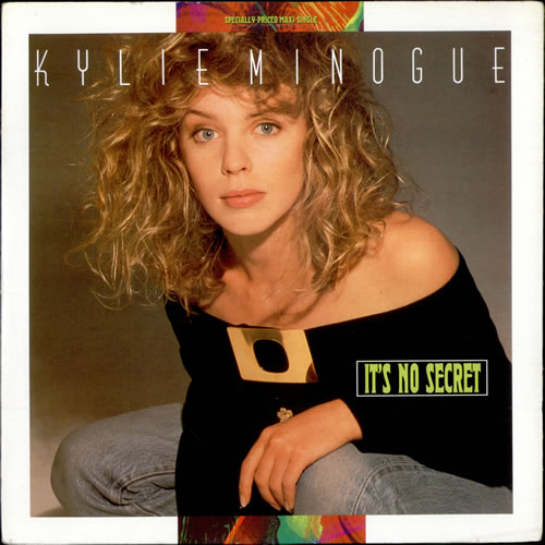 Kylie Minogue It S No Secret Canadian 12 Quot Vinyl Single 12