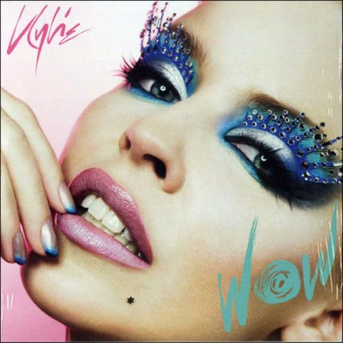 Kylie Minogue Wow French Cd Single Cd5 5 Quot 435552