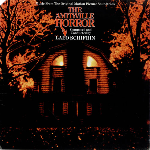 Lalo Schifrin The Amityville Horror Soundtrack Us Vinyl Lp