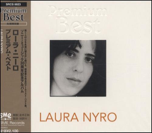 Laura Nyro Premium Best Japanese Cd Album Cdlp 433833