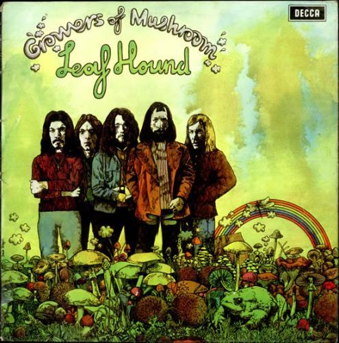 Leaf Hound Growers Of Mushroom Uk Vinyl Lp Album Lp