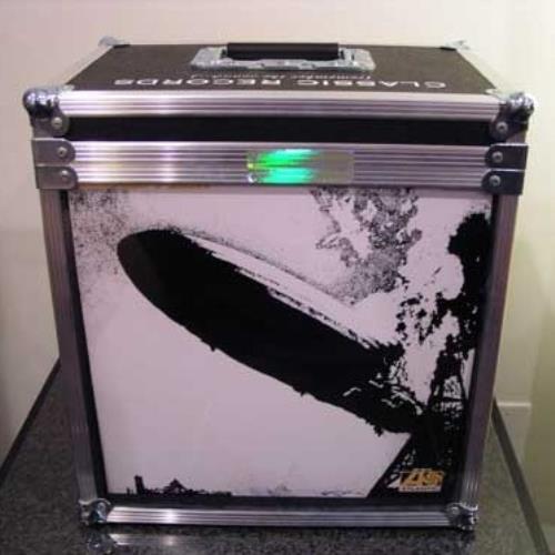 Led Zeppelin 45rpm Box Set Us Vinyl Lp Album Lp Record