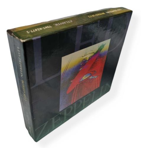 Led Zeppelin Boxed Set 2 German 2 Cd Album Set Double Cd