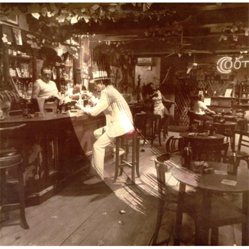 Led Zeppelin In Through The Out Door A Sleeve Us Vinyl