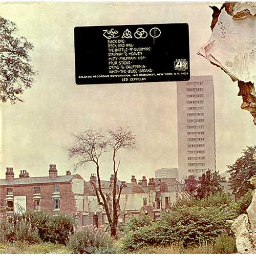 Led Zeppelin Led Zeppelin Iv 1st Sealed Us Vinyl Lp