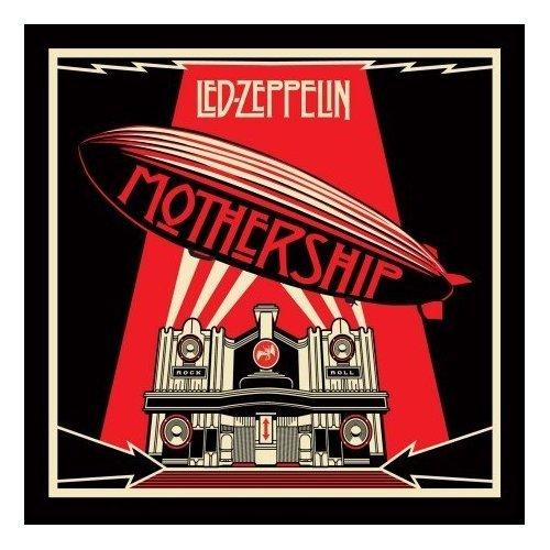 Led Zeppelin Mothership Sealed Uk Vinyl Box Set 419828