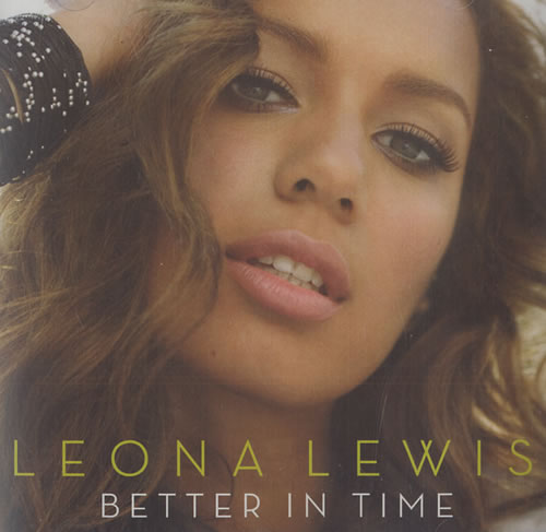 Leona Lewis Better In Time Us Promo Cd Single Cd5 5