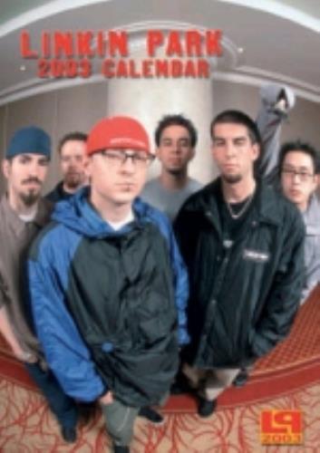Linkin Park Calendar 2003 UK calendar (225254) MUS066