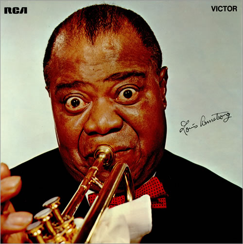 Louis Armstrong Louis Armstrong Uk Vinyl Lp Album Lp
