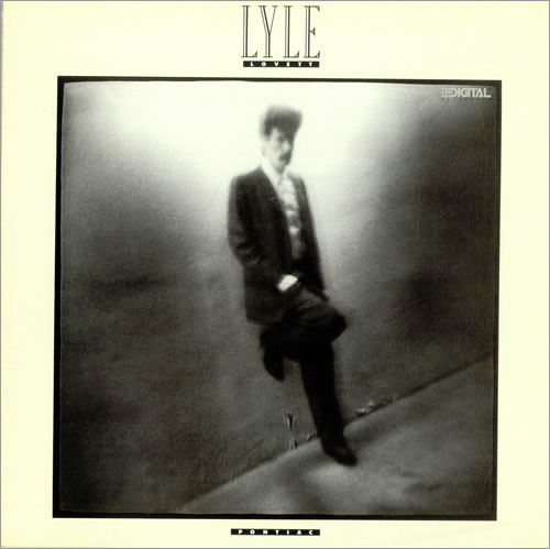 Lyle Lovett Pontiac Uk Vinyl Lp Album Lp Record 498833